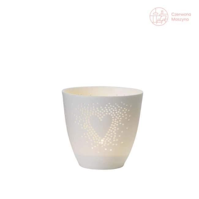 Świecznik na tealight Raeder, serce