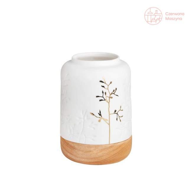 Lampion porcelanowy Raeder złote gałęzie