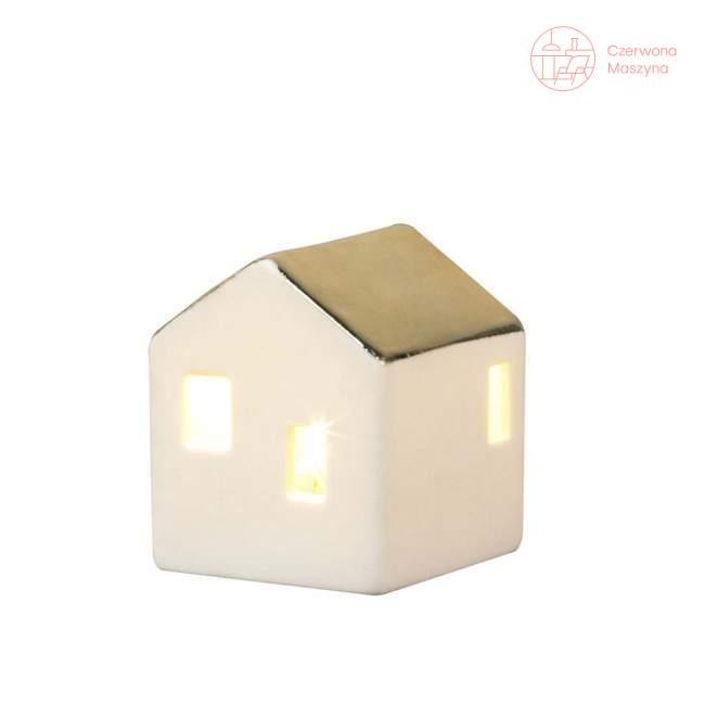Lampion LED Raeder, średni domek