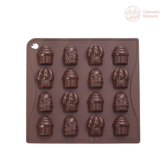 Forma do pralinek Pavoni Cupcakes