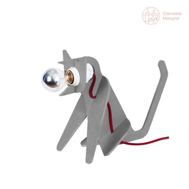 Lampa Eno Studio Get Out Cat szara