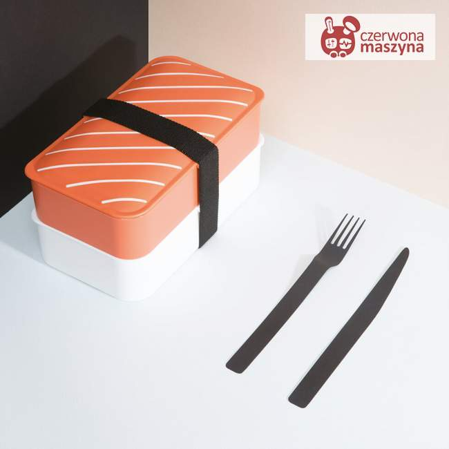 2 pojemniki na lunch Doiy Nigiri Bento