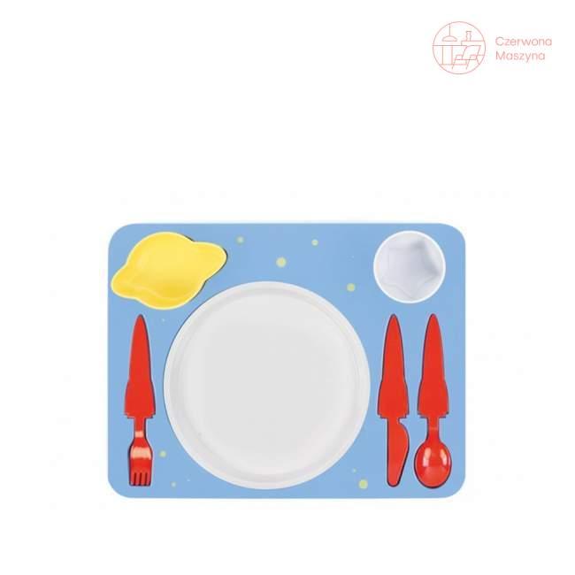 Zestaw obiadowy dla dzieci Doiy Dinner Set Space