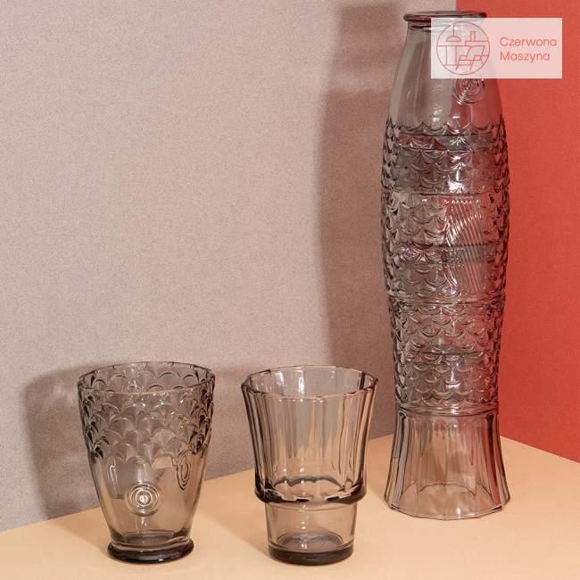 4 szklanki Doyi Koifish szare