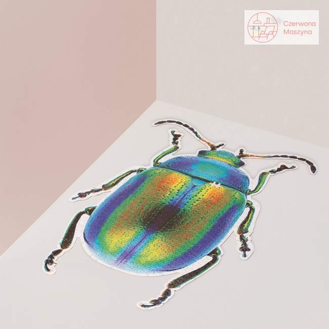 Dekoracja ścienna Doiy Slow Puzzle Beetle