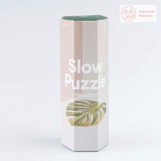 Dekoracja ścienna Doiy Slow Puzzle Monstera