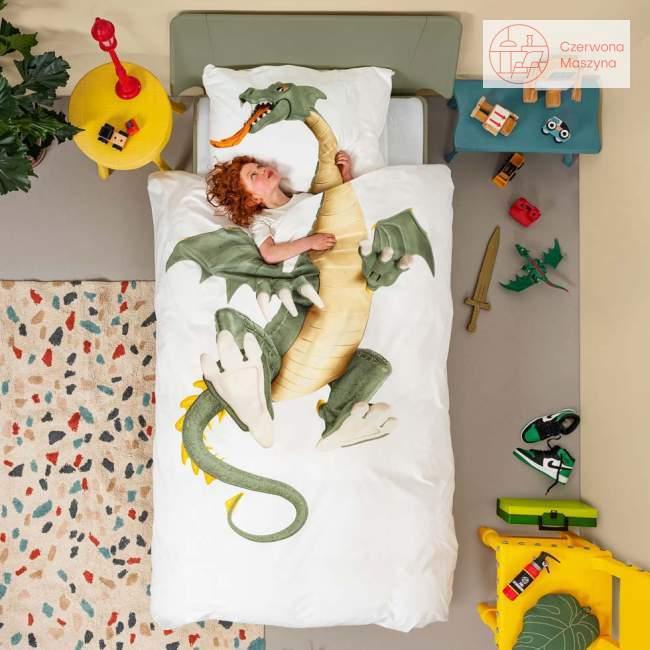 Pościel Snurk Dragon 135 x 200 cm