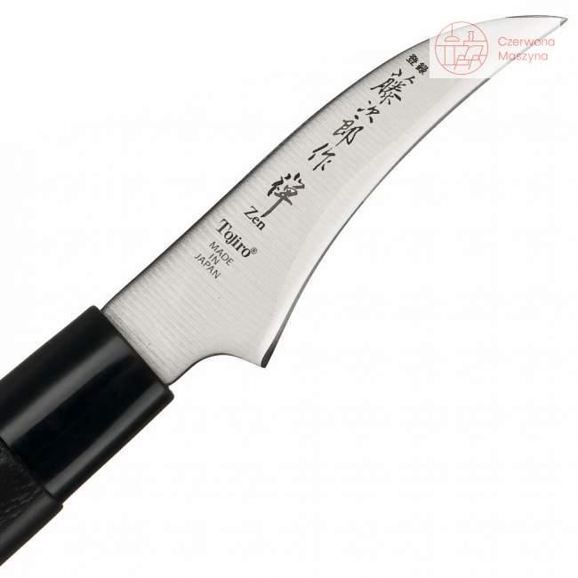 Nóż do obierania Tojiro Zen Kasztan 7 cm