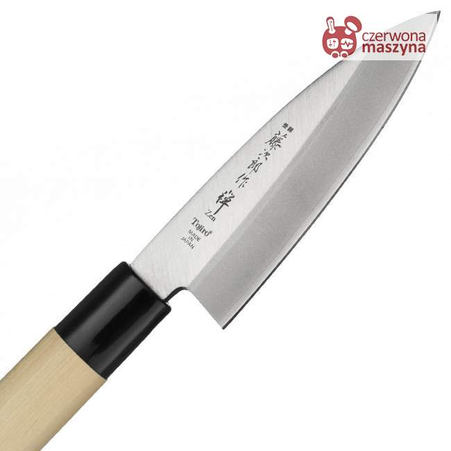 Nóż mini-light Deba Tojiro Zen Dąb 11,5 cm