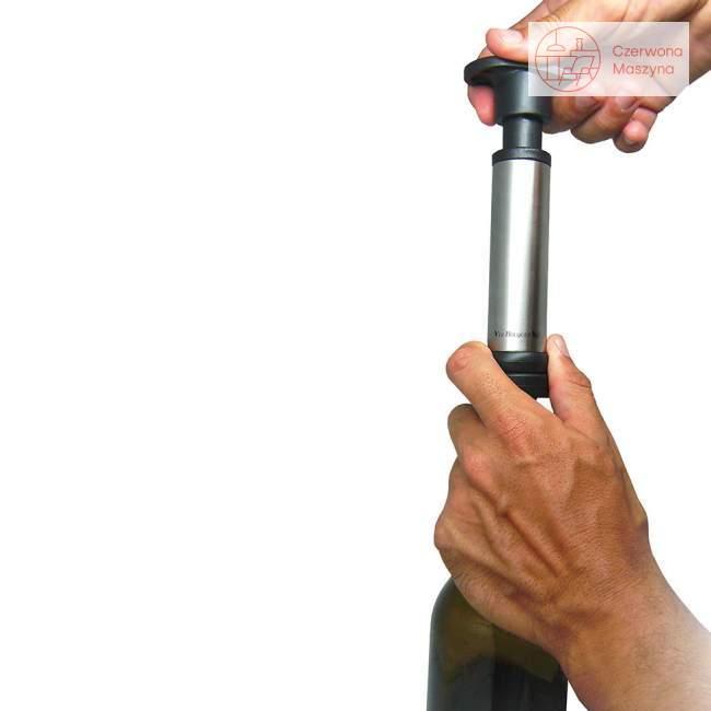 Zestaw akcesoriów do wina z elektrycznym korkociągiem Vin Bouquet 4el.