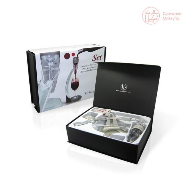 Aerator do wina z wieżą Vin Bouquet