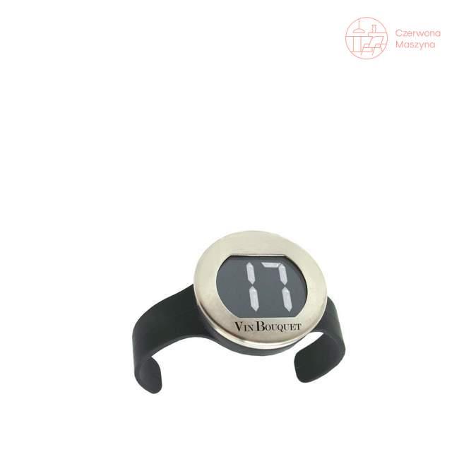 Termometr elektroniczny na butelkę Vin Bouquet
