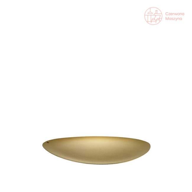 Taca Alessi Colombina 40 cm, złota