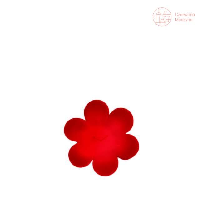 Wieszak Geelli Appendimi, czerwony przezroczysty