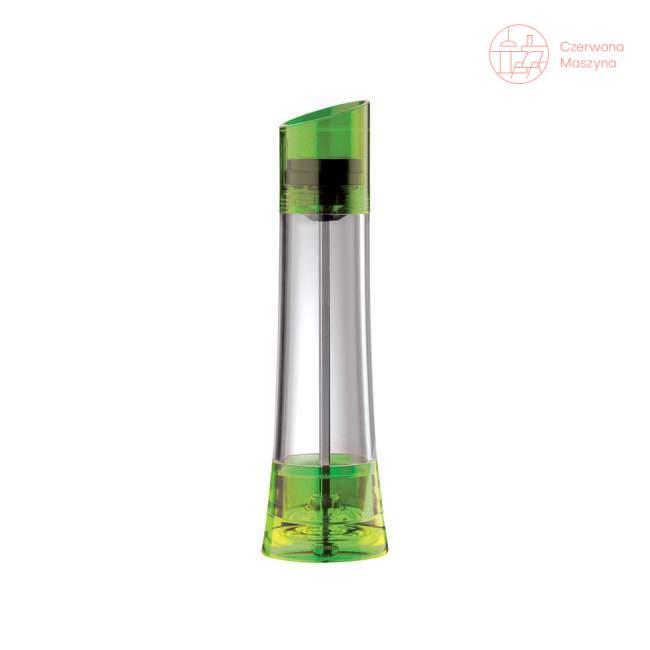 Młynek do soli i pieprzu Bugatti Glamour 22 cm, zielony