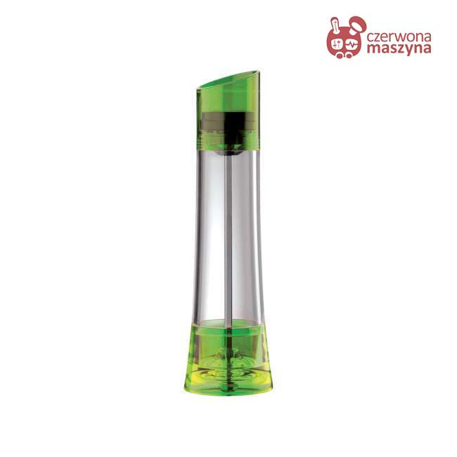 Młynek do soli i pieprzu Bugatti Glamour 18 cm, zielony