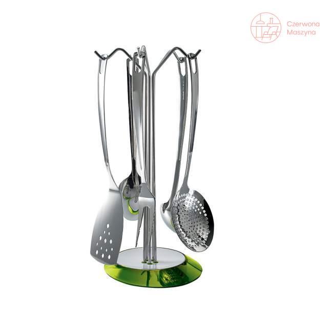 Zestaw narzędzi kuchennych Bugatti Glamour, zielony