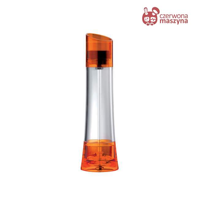 Młynek do soli i pieprzu Bugatti Glamour 22 cm, pomarańczowy
