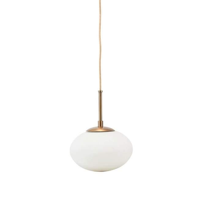 Lampa House Doctor Opal, Ø 22 cm, White