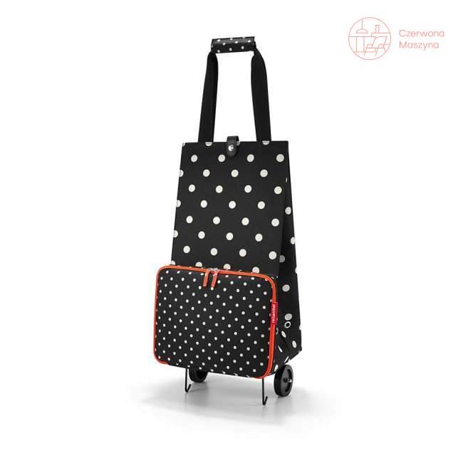 Wózek na zakupy Reisenthel Shopping FoldableTrolley mixed dots