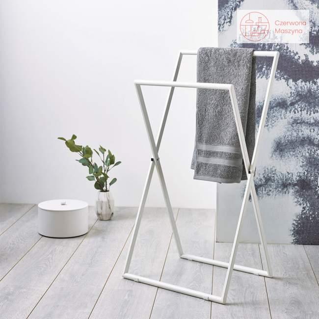 Stojak na ręczniki Aquanova Icon biały