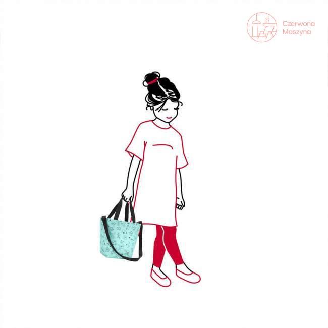 Torba Reisenthel Shopper XS kids 4 l, mint