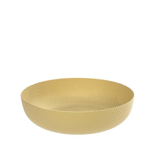 Misa Alessi Texture Ø 29 cm, złota