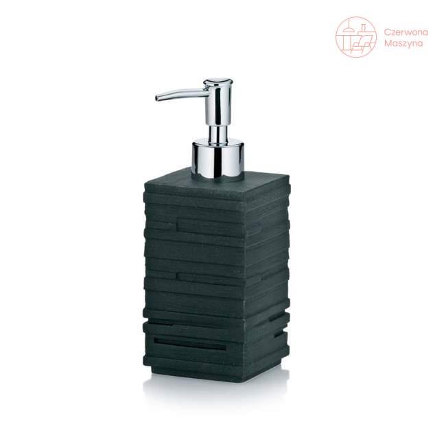 Dozownik do mydła w płynie Kela Posidon, 0,35 l, czarny