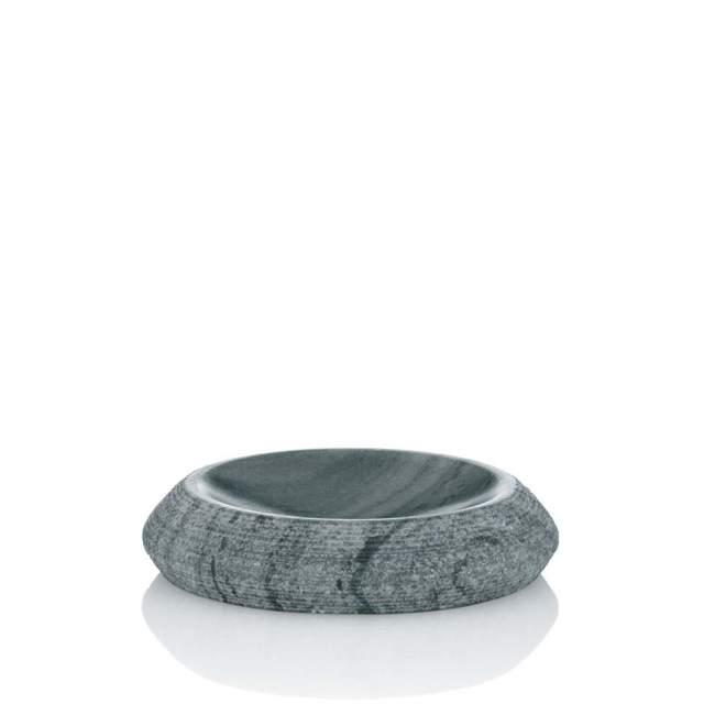 Mydelniczka marmurowa Kela Cosmos, Ø 13 cm, szara