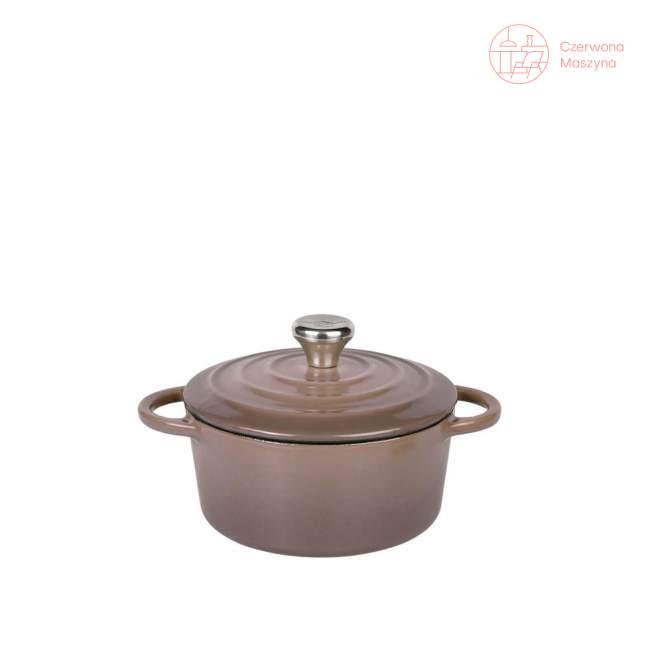 Garnek do zapiekania Küchenprofi Provence, 0,3 l, szaro-brązowy