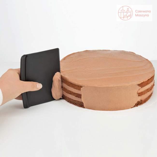 3 Łopatki do ciasta składane Küchenprofi, multikolor
