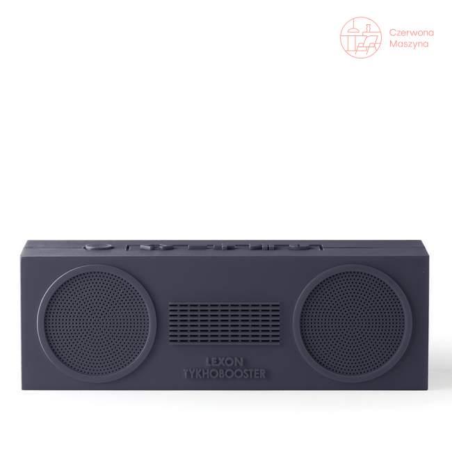 Głośnik bezprzewodowy Lexon Tykho Booster, czarny