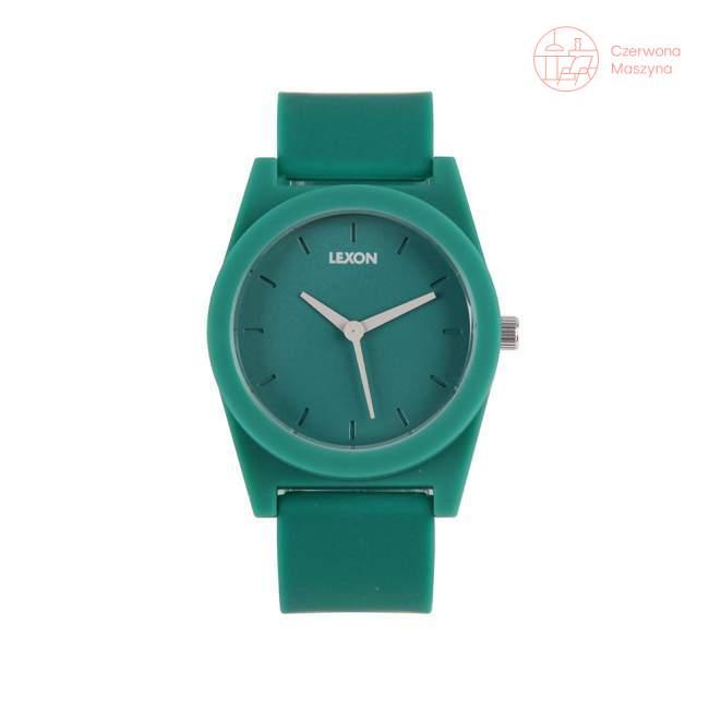Zegarek na rękę Lexon Spring XL ciemnozielony