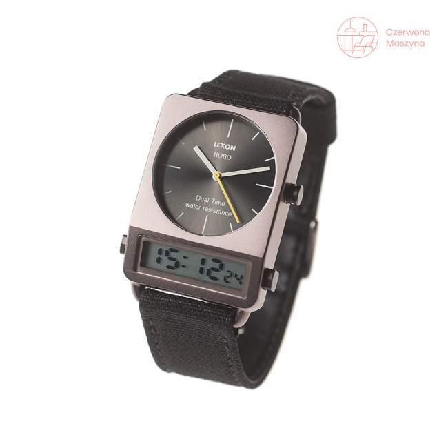 Zegarek Lexon Hobo, antracyt