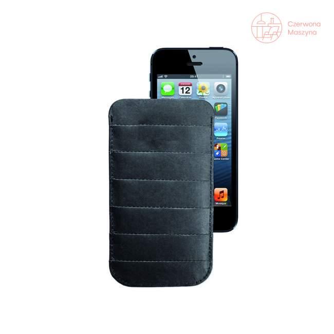 Etui na iPhone 5 Lexon Air by Lexon czarne