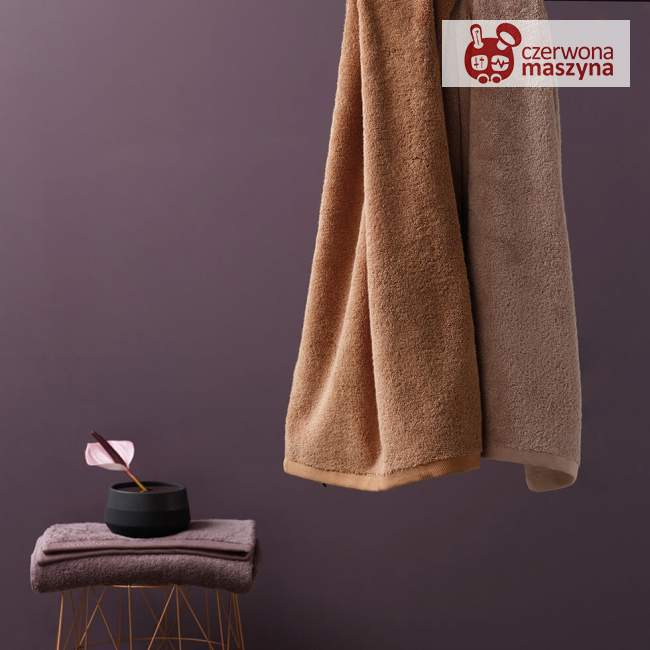 Ręcznik Aquanova London 30 x 50 cm, migdałowy