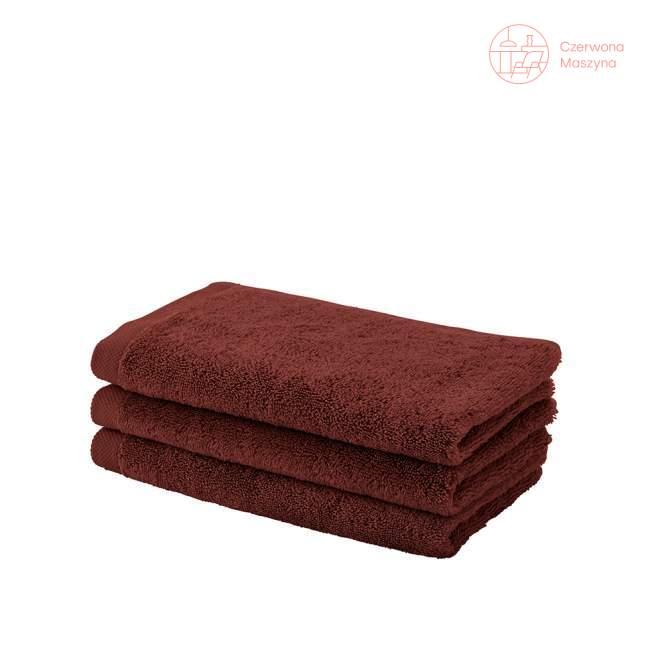Ręcznik Aquanova London 30 x 50 cm, mahogany