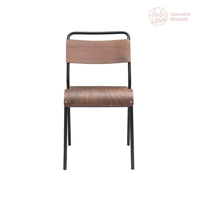 Krzesło House Doctor Original, Dark brown