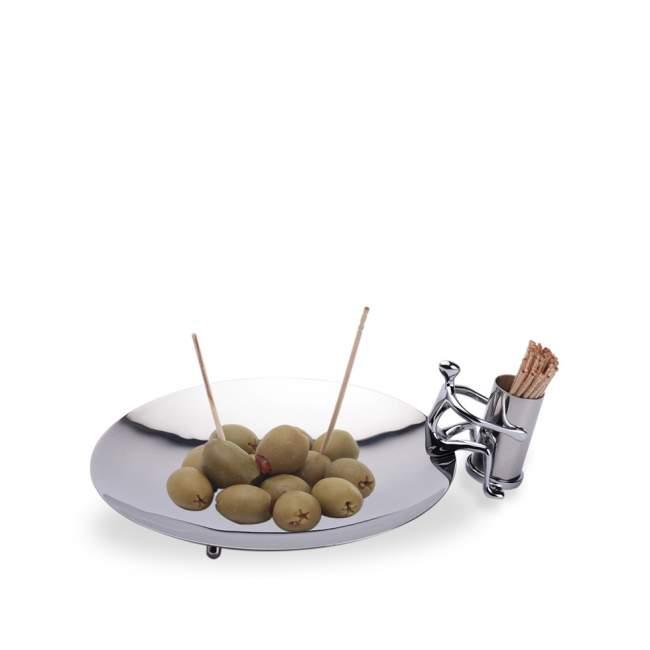 Naczynie do podawania oliwek Mukul Goyal Bazaar Ø 17,5 cm