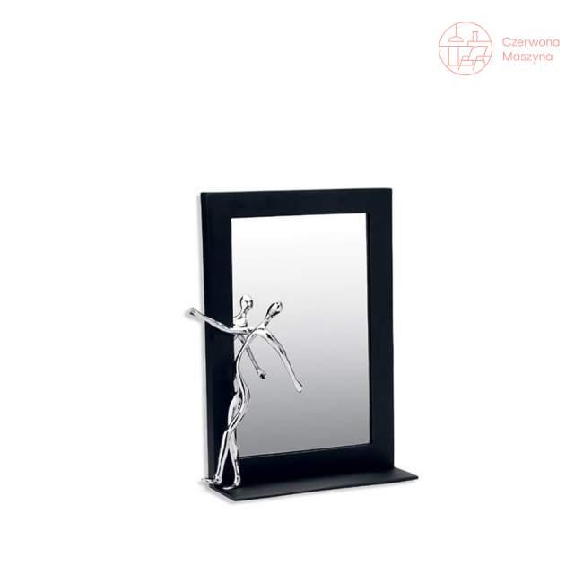 Lustro wiszące Mukul Goyal I love Mirror 34 x 42 cm