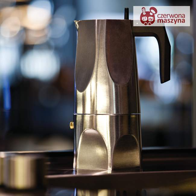 Kawiarka do espresso Alessi Ossidiana 300 ml