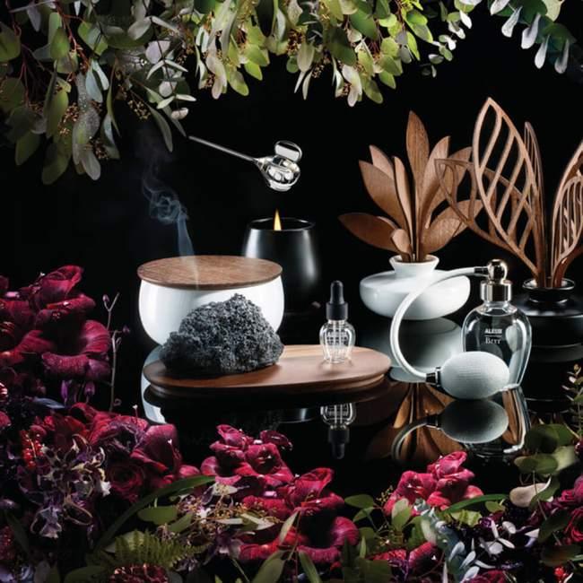 Świeca zapachowa Alessi The Five Seasons Ø 14,5 cm Grrr