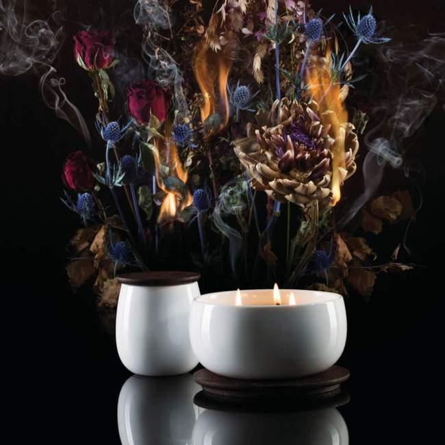 Świeca zapachowa Alessi The Five Seasons Ø 8,5 cm Hmm