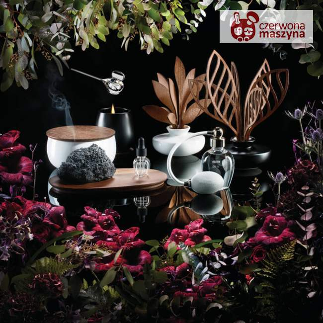 Dyfuzor zapachowy Alessi The Five Seasons Ahhh