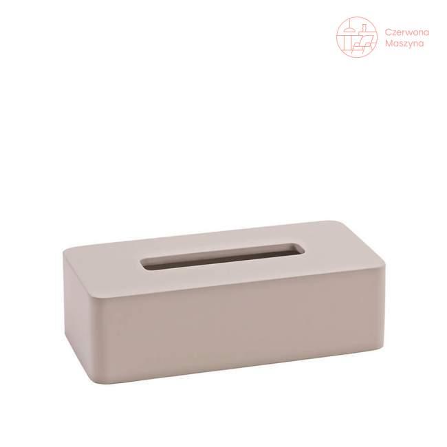 Pudełko na chusteczki Aquanova ONA greige