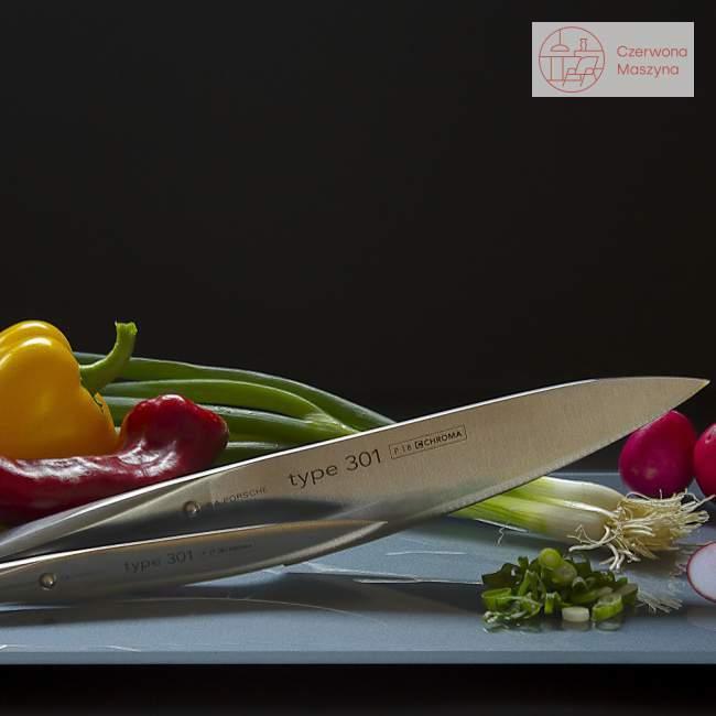 Uniwersalny nóż kucharza Chroma Porsche Type 301, 20 cm