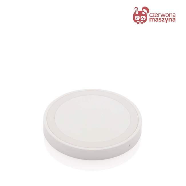 Ładowarka indukcyjna 5 W XDDesign biała