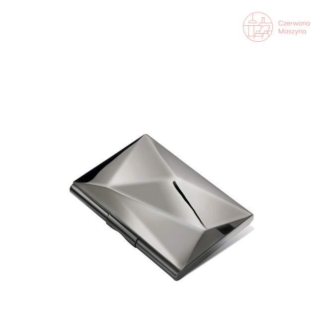 Etui na karty PO: Diamond brąz, błyszczące