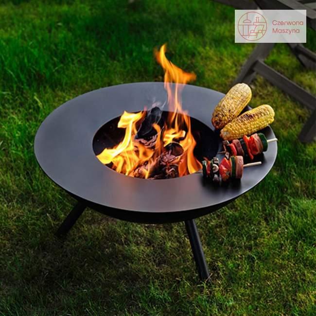 Zestaw grillowy z akcesoriami Philippi Flames, 56 cm