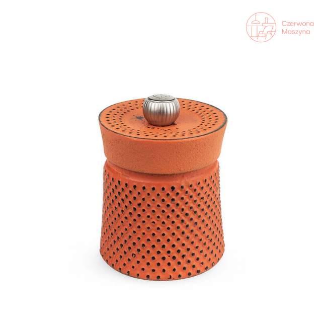Młynek do pieprzu Peugeot Bali Fonte h 8 cm, orange
